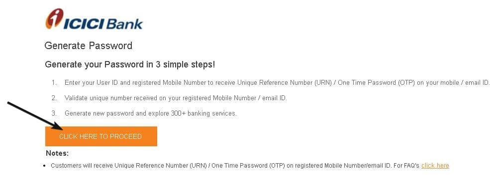 ICICI Online Net Banking कैसे चालू करें
